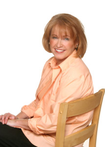 Debbie Gilster in chair